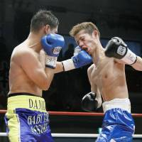 Ryo Matsumoto fails to wrest WBA super bantamweight title from Daniel Roman