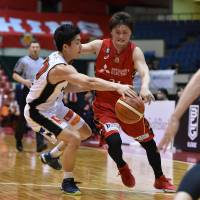 Nagoya's Takaya Sasayama makes huge difference on defense in triumph over Osaka
