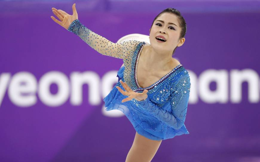 Can Japan's women skaters catch up with Russians?