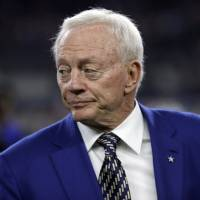 Source says Cowboys owner Jerry Jones agrees to pay NFL $2 million for legal fees