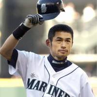 Ichiro Suzuki appears headed for a reunion with the Seattle Mariners, the team he spent the first 11½ seasons of his MLB career with. | KYODO