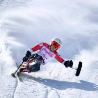 Momoka Muraoka captures silver in downhill for Japan's first medal at Paralympics