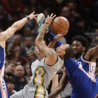 Sixers put on show in win over LeBron, Cavs