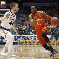 Syracuse, Texas Southern advance with First Four victories