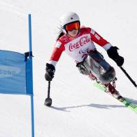 Momoka Muraoka claims bronze in super-G for second medal of Paralympics