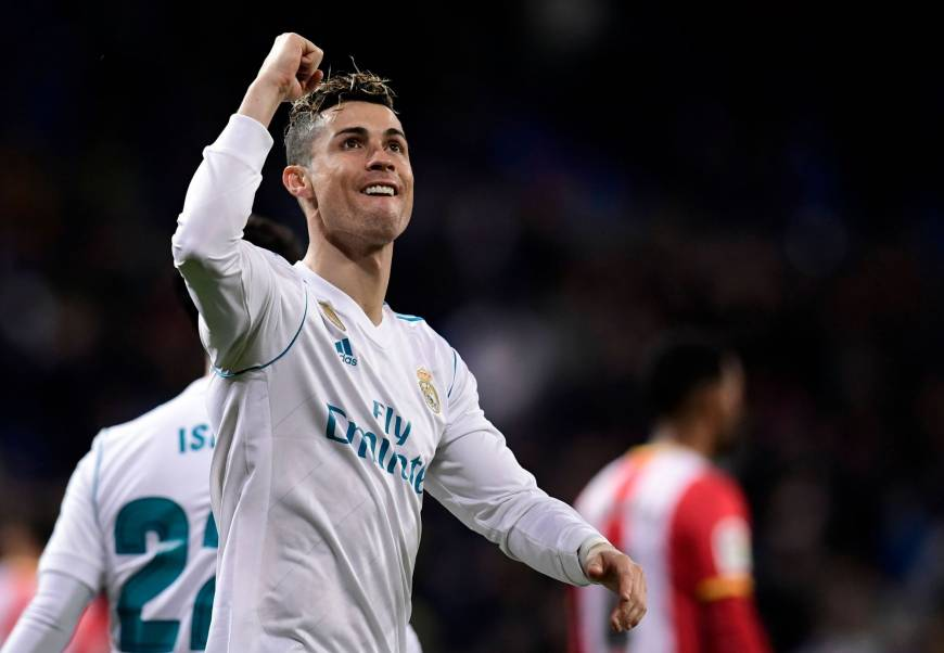 Cristiano Ronaldo insists self-belief is key to success