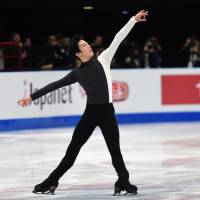 Nathan Chen leads at worlds as Shoma Uno struggles