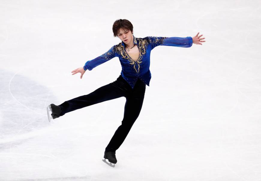 Shoma Uno places second at world championships as Nathan Chen captures men's title