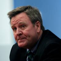 Scott Blackmun on Wednesday resigned as CEO of the United States Olympic Committee amid ill health and a sex abuse scandal that rocked gymnastics. | REUTERS