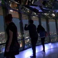 [VIDEO] Visiting Tokyo Tower's Top Deck observatory