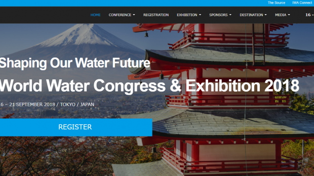 The Japan Times to Participate as a Media Partner at the 2018 IWA World Water Congress & Exhibition