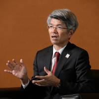 New chief of Japanese Bankers Association says lenders must persist with consolidation