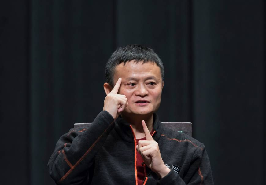 Nations must develop own core technologies to break U.S. grip on semiconductor chips: Jack Ma