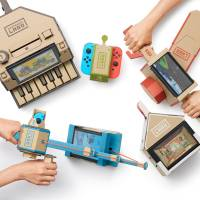 Nintendo's $30 billion rally now depends on $70 cardboard pianos