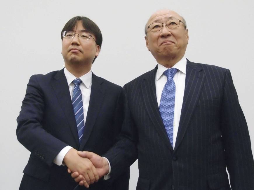 Nintendo hands over Switch to 46-year-old president who grew up playing the Famicom