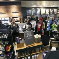 'In crisis mode': Starbucks to close 8,000 stores for an afternoon of training against racial bias
