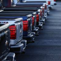 U.S. auto sales spring to life in March
