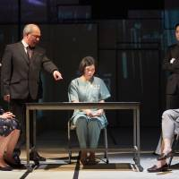 Abduction issue takes center stage in London in 'The Great Wave'