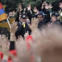Armenia's ruling party says it will not put forward candidate for prime ministership
