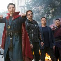 'Avengers: Infinity War' opens with $630 million to smash global record