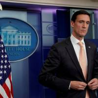 Noted cyber expert, Trump homeland security adviser Tom Bossert exits at John Bolton's request