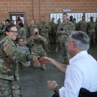 Governor tells National Guard to go after drugs and thugs on California border duty, not immigrants