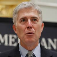 In slap to Trump, Neil Gorsuch tips Supreme Court vote against vague part of immigration law