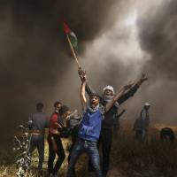 New Gaza border protests leaves nine dead, scores wounded