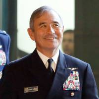 Trump taps Pacific Command chief Harry Harris to be South Korea envoy ahead of Kim summit