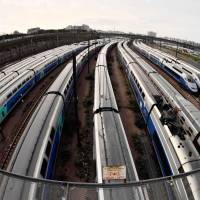 French strike brings second day of rail chaos