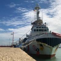 Italian court releases migrant rescue ship seized last month, justifies vessel's actions