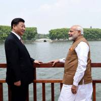 Xi and Modi agree to reduce tensions on Chinese-Indian border