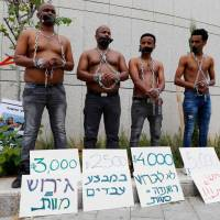 Bowing to right-wing pressure, Netanyahu scraps African migrant relocation deal with UNHCR
