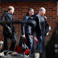 Watchdog OPCW confirms U.K. findings of nerve agent that poisoned Russian ex-spy