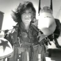 Hero Southwest pilot lauded for her pioneering work in male-dominated field