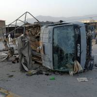 Suicide bombers kill six police officers, wound eight troops in restive Quetta