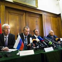 Chemical arms watchdog snubs Russia bid to join spy poisoning probe