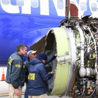 Death on Southwest passenger jet ends near decade-long successful safety record
