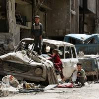 Russia and Syria trying to 'sanitize' chemical attack site as they stall inspectors: U.S. State Department