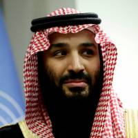 In shift on Riyadh's position, Saudi crown prince says Israel has the 'right' to a homeland