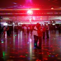 In rapidly aging South Korea, elderly find escape from anxiety in visits to discos