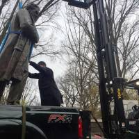 NYC removes Central Park statue of doctor who experimented on female slaves