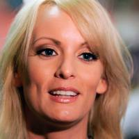Porn star's lawyer asks court to deny Trump lawyer's push for arbitration