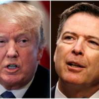 Trump calls Comey a 'slime ball,' sparking rush to dictionaries