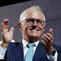 Malcolm Turnbull | REUTERS