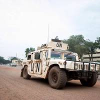 Joint U.N.-Central African Republic forces assault on restive district leaves at least three dead, 30 wounded