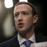 Zuckerberg deflects senators' efforts on regulating Facebook or changing how it does business