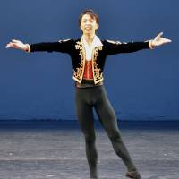 Japanese teen tops Youth America ballet competition in New York
