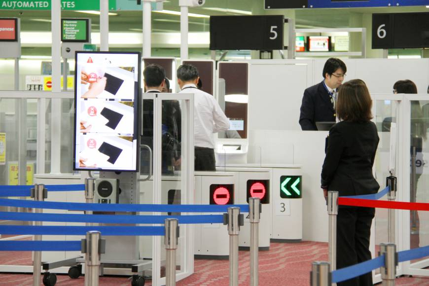 Japan to screen departing foreign flyers with facial recognition tech to shorten arrival process
