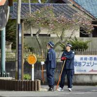 Shikoku prison escapee stymies 6,600 police on small island in Seto Inland Sea